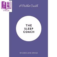 【中商原版】口袋教�:睡眠 英文原版 A Pocket Coach: The Sleep Coach Dr.Sarah