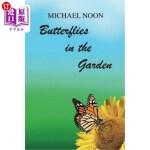 【中商海外直订】Butterflies in the Garden