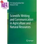 【中商海外直订】Scientific Writing and Communication in Agriculture