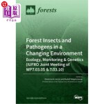 【中商海外直订】Forest Insects and Pathogens in a Changing Environm