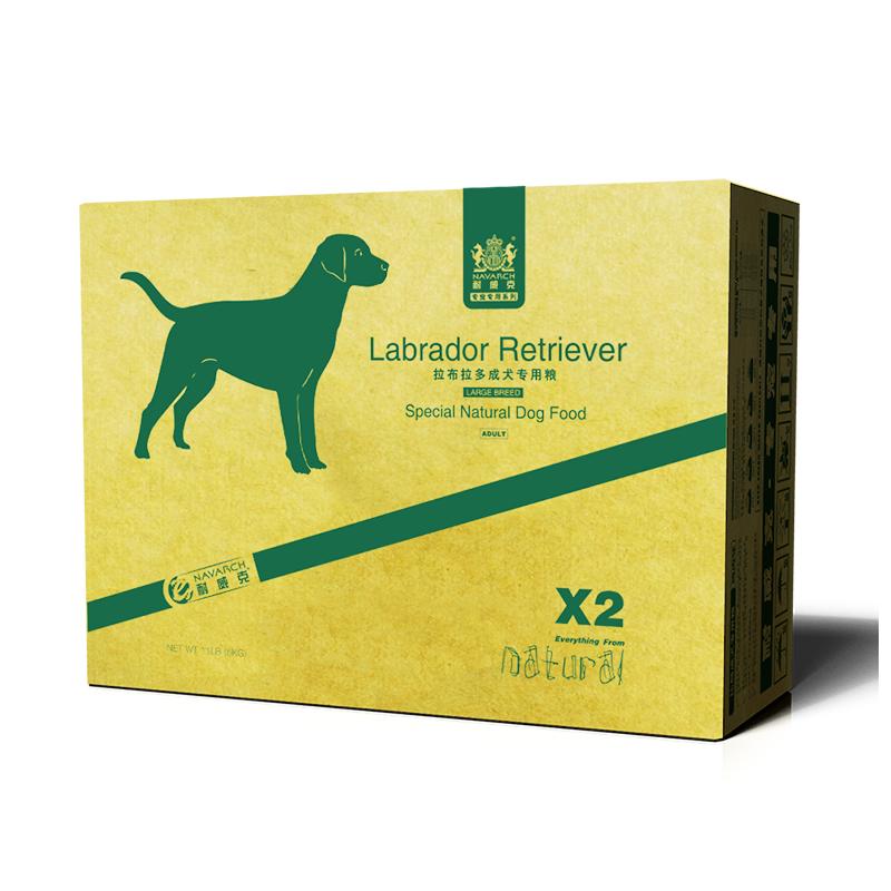 耐威克拉布拉多狗粮 专用狗粮成犬5KG/箱全国包邮(新疆、西藏地区除外) 满199-20