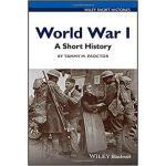 【预订】World War I - A Short History 9781118951927
