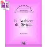 【中商海外直订】OperEnsemble12, Il Barbiere di Siviglia (G.Rossini)