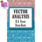 【中商海外直订】Vector Analysis