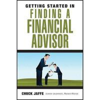 【预订】Finding a Financial Advisor
