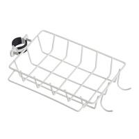 铁艺水龙头置物架水池厨房用品收纳架免打孔水槽抹布沥水架