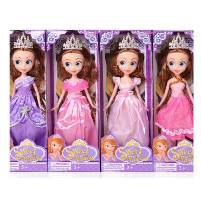 芭比娃娃玩具套装大礼盒洋娃娃换装芭比公主娃娃衣服过家家玩具屋女孩礼物儿童节生日礼物 娃娃