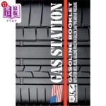 【中商海外直订】Gas Station - Gasoline booklet - Sueltz Books Inter