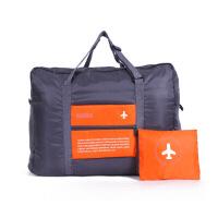 旅行收纳袋6件套 防水衣物衣服旅游行李箱内衣收纳包整理袋套装 蓝色花朵