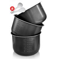 电压力锅内胆4L5L6L升彩晶不粘锅内胆配件通用内锅