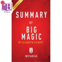【中商海外直订】Summary of Big Magic: by Elizabeth Gilbert Includes