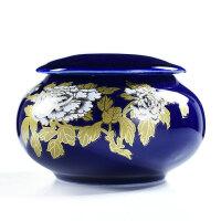 茶叶罐陶瓷家用密封罐便携迷你小号茶叶礼盒