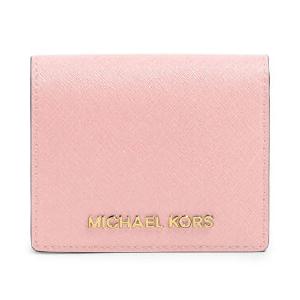 Michael Kors MK 女士短款钱夹钱包零钱包 32T4GTVF2L 现货折叠暗扣手包