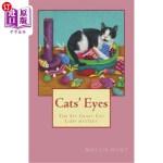 【中商海外直订】Cats' Eyes