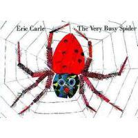 忙碌的小蜘蛛(双语版)