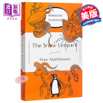 【中商原版】雪豹(毛边本)英文原版 Penguin Orange Collection: The Snow Leopa