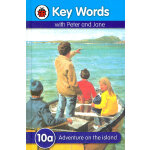 Key Words: 10a Adventure on the island 关键词10a:小岛探险 ISBN 9781409301356