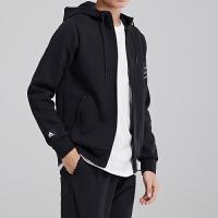 adidas阿迪达斯男装夹克外套连帽开衫休闲运动服DY5778