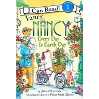 【预订】Fancy Nancy Every Day Is Earth Day