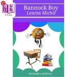 【中商海外直订】Bannock Boy Learns Michif