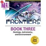 【中商海外直订】Frontiers: Geology, Astronomy, and Environment (Boo