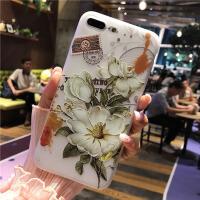 iPhone8手机壳X 苹果7plus全包边磨砂6S硅胶套子软壳超薄5S潮女款