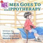【中商海外直订】James Goes to Hippotherapy