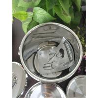 保温提锅饭盒保温桶1619Z1.9升304不锈钢 图片色
