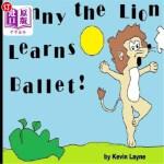 【中商海外直订】Lenny the Lion Learns Ballet!