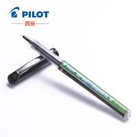 日本百乐PILOT 威宝走珠笔(可换替芯)-环保版 0.5黑BX-GR5-B-BG当当自营