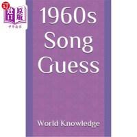 【中商海外直订】1960s Song Guess
