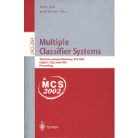 多分类器系统 Multiple classifier systems