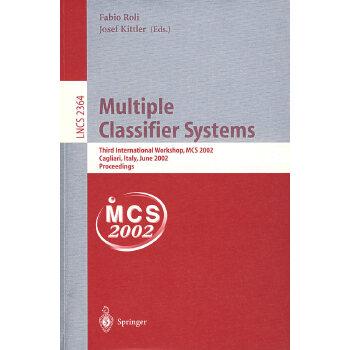 多分类器系统 Multiple classifier systems