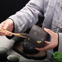 茶叶罐陶瓷密封罐储物罐家用叶装礼盒空礼盒