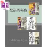 【中商海外直订】Edith Van Dyne: selective works