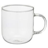 耐热玻璃_马克杯 透明