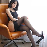 夫妻性感情趣内衣吊袜带情趣丝袜透明sm开档黑丝套装