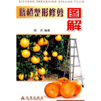 【二手旧书8成新】脐橙整形修剪图解 陈杰著 9787508234281 金盾出版社