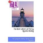 【中商海外直订】The Best Letters of Percy Bysshe Shelley