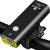 自行车灯电筒强光山地车前灯夜骑防水USB充电配件