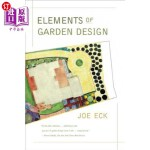 【中商海外直订】Elements of Garden Design