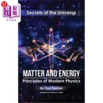 【中商海外直订】Matter and Energy: Principles of Matter and Thermod