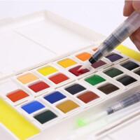 晨光97675/97676/97677固体水彩颜料套装 初学者手绘水彩 多色固体水彩颜料 水粉颜料