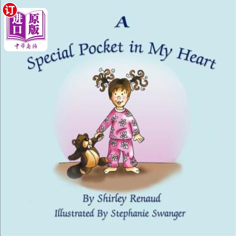 【中商海外直订】A Special Pocket in My Heart
