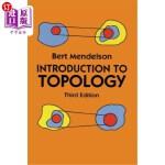 【中商海外直订】Introduction to Topology: Third Edition