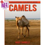 【中商海外直订】Camels! An Educational Children's Book about Camels