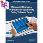 【中商海外直订】Managerial Strategies for Business Sustainability D