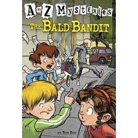 The Bald Bandit (A to Z 2) 神秘事件2:光头大盗 ISBN 9780679884491