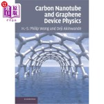 【中商海外直订】Carbon Nanotube and Graphene Device Physics