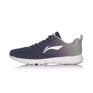李宁LINING跑步鞋男鞋清风轻质透气早晨跑春季跑鞋低帮运动鞋ARBM041-2